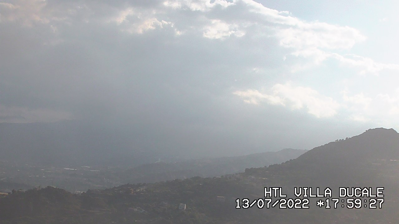 Webcam live Etna